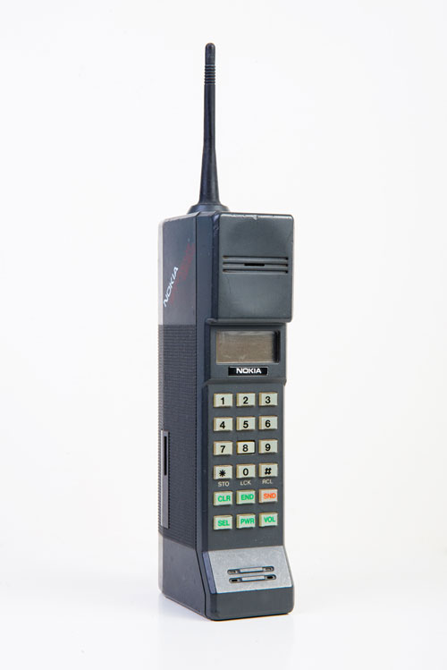 80's Cell Phone